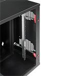 Hoffman EWMR72T ACCESSPLUS Tapped Rack Angles