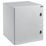 """Hoffman PTRS242424G4 25.0""""x24.0""""x25.0"""" ProTek Single-Door Network Cabinet"""
