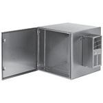 """Hoffman PTRS242424XA 25.0""""x24.0""""x25.0"""" ProTek Single-Door Network Cabinet"""