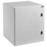 """Hoffman PTRS482424G4 49.0""""x24.0""""x25.0"""" ProTek Single-Door Network Cabinet"""