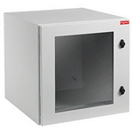 """Hoffman PTRW242424G2 25.0""""x24.0""""x25.0"""" ProTek Single-Door Network Cabinet"""