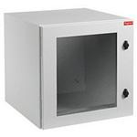 """Hoffman PTRW482424G2 49.0""""x24.0""""x25.0"""" ProTek Single-Door Network Cabinet"""