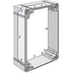 Hoffman Q4030PI QLINE I Steel Backplate 4030