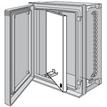 Hoffman UU10080SP ULTRX Swing-Out Panel