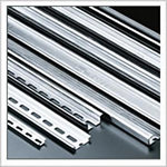 Iboco Omega3AF-12 inch Deep Perforated Din Rail
