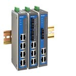 Moxa EDS-308 Unmanaged Ethernet Switch