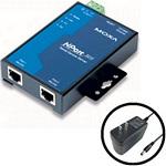 Moxa NPort 5210 w/adapter