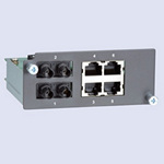 Moxa PM-7200-2MST4TX Modules for PT Series