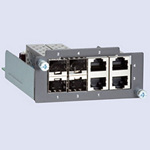 Moxa PM-7200-4GTXSFP Modules for PT Series