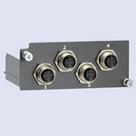 Moxa PM-7200-4M12 Modules for PT Series