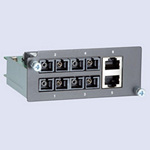 Moxa PM-7200-4MSC2TX Modules for PT Series