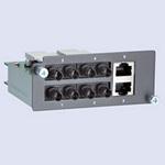 Moxa PM-7200-4MST2TX Modules for PT Series