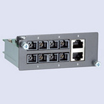 Moxa PM-7200-4SSC2TX Modules for PT Series