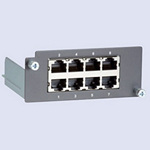 Moxa PM-7200-8TX Modules for PT Series