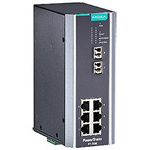 Moxa PT-508-SS-LC-HV Managed Switch