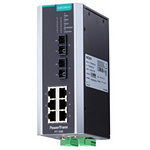 Moxa PT-508-SS-SC-HV Managed Switch