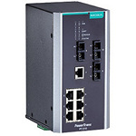 Moxa PT-510-3S-SC-48 Managed Switch