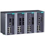 Moxa PT-510-MM-SC-48 Managed Switch