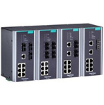 Moxa PT-510-SS-SC-HV Managed Switch