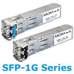 Moxa SFP-1GEZXLC-120 Plug-In SFP Module LC Single 120 km
