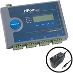 Moxa NPort 5430I w/adapter