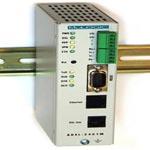 Mulogic ADSL-2401MSVR2-A Industrial Metal DSL Modem 24-48V