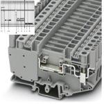 Phoenix Contact 0311142 gray Feed-through Terminal Block