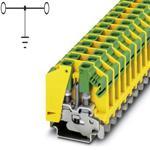 Phoenix 0790527 green-yellow Ground Terminal Block