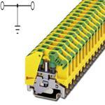 Phoenix 0790556 green-yellow Ground Terminal Block