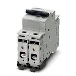 Phoenix Contact 0902195 Breaker TMC 62C 2 Pole 3 Amp