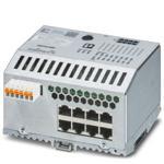 Phoenix Contact 1043412 Ethernet Switch (RJ45) Ethernet Switch (RJ45):8 (RJ45 ports),
