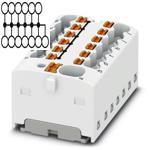 Phoenix 1046980 white Distributor Terminal Block