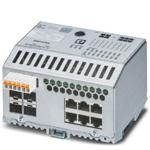 Phoenix Contact 1088853 Ethernet Switch (RJ45),SFP module,Ethernet (combo) Ethernet Switch (RJ45):4 (RJ45 ports),SFP module:2 (SFP ports)