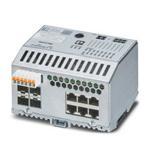 Phoenix Contact 1088872 Ethernet Switch (RJ45),SFP module,Ethernet (combo) Ethernet Switch (RJ45):4 (RJ45 ports),SFP module:2 (SFP ports)
