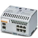 Phoenix Contact 1089135 Ethernet Switch (RJ45),SFP module Ethernet Switch (RJ45):6 (RJ45 ports),SFP module:2 (SFP ports),