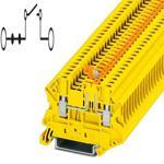 Phoenix Contact 1132637 yellow Disconnect Terminal Block