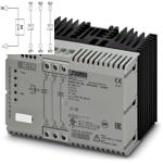 Phoenix Contact 2297277 200 mAmps - 37 Amps (see to derating) Solid-state contactor