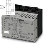 Phoenix Contact 2297374 200 mAmps - 37 Amps (see to derating) Solid-state reversing contactor