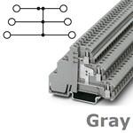 Phoenix Contact 2715092 Sensor Actuator Terminal Block DIKD 1.5-PV Gray