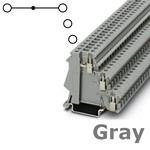 Phoenix Contact 2715966 Sensor Actuator Terminal Block DIKD 1.5 Gray