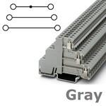 Phoenix Contact 2715979 Sensor Actuator Terminal Block DIKD 1.5 Gray