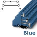 Phoenix Contact 2716101 Sensor Actuator Terminal Block DIKD 1.5 BU Blue