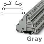 Phoenix Contact 2774237 Sensor Actuator Terminal Block DIKD 1.5-TG Gray