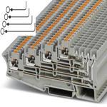 Phoenix Contact 3012300 Multi-level Terminal Block - PT 2,5-4L/1P