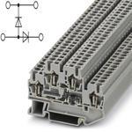 Phoenix 3035263 gray Component Terminal Block