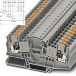 Phoenix Contact 3035687 gray Component Terminal Block