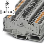 Phoenix Contact 3035697 gray Component Terminal Block