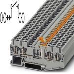 Phoenix 3036576 gray Disconnect Terminal Block