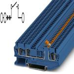 Phoenix 3037821 blue Disconnect Terminal Block