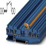 Phoenix 3037834 blue Disconnect Terminal Block